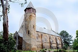 Stone Church Stock Images - Image: 25598484