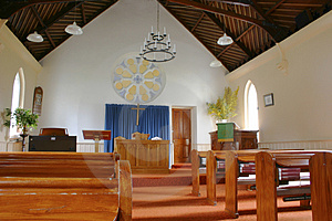 Church In New Zealand Royalty Free Stock Images - Image: 2560109