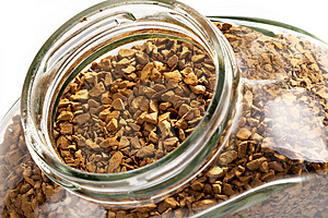 Instant Coffee Stock Photo - Image: 2566220