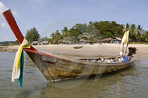 Long Tail Boat Royalty Free Stock Images - Image: 2567849