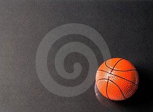 Basketball ball Stock Photography
