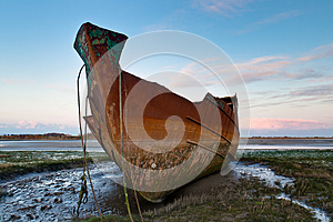 Rusting Trawler Royalty Free Stock Photo - Image: 25600885