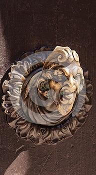 Ancient Door Knob Royalty Free Stock Photo - Image: 25605935