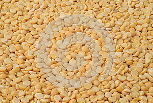 Dried Yellow Peas Stock Photography - Image: 25605972