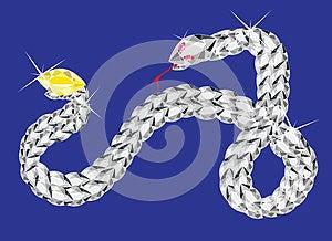 Snake Royalty Free Stock Photo - Image: 25620385