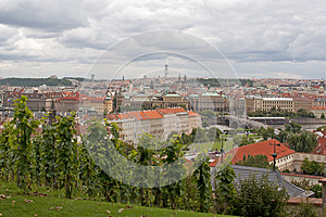 Prague Cityscape Stock Photos - Image: 25631963