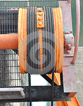 Old Motor Stock Images - Image: 25636564