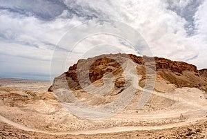 Masada Fortress Royalty Free Stock Photos - Image: 25659608