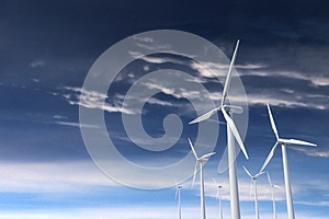 Wind Turbine Stock Images - Image: 25684994