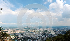 View Of Shaoguan 2 Royalty Free Stock Photography - Image: 25685367