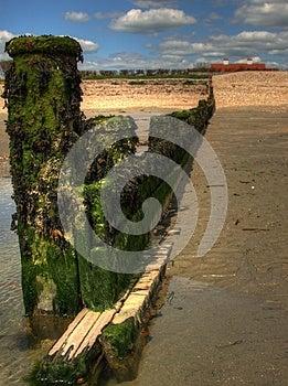 Breakwater Royalty Free Stock Image - Image: 25689006