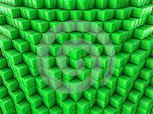 Cubes Stock Images - Image: 25689764