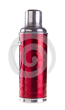 Thermo Flask Royalty Free Stock Photography - Image: 25694887