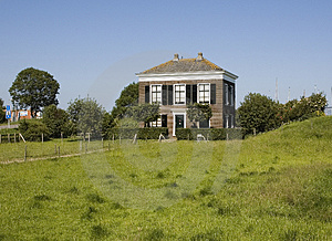 House In Edam, Netherlands Royalty Free Stock Photography - Image: 2571087