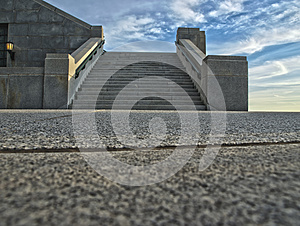 Stair Way To Heaven Royalty Free Stock Images - Image: 25708849