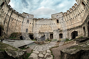 Fortress Stock Photography - Image: 25722322