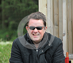 Hillbilly In Shades Royalty Free Stock Photography - Image: 25729817