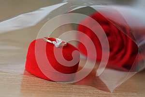 Diamond Ring Royalty Free Stock Photography - Image: 25736947