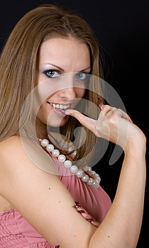 Skin And Beauty Care - Young Beautiful Female Royalty Free Stock Images - Image: 25738479
