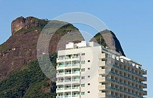 Modern Building In Rio De Janeiro Royalty Free Stock Photos - Image: 25744028