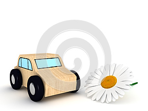 Car Daisy Stock Photos - Image: 25755673