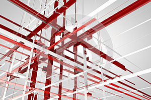 Structure Royalty Free Stock Images - Image: 25766499