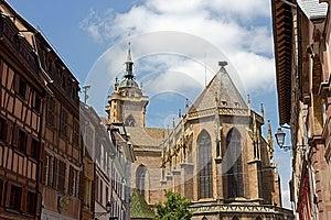 Colmar France Stock Image - Image: 25777011