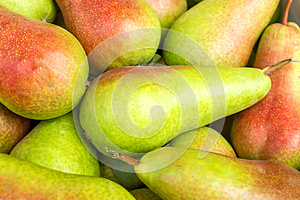 Organic Pear Royalty Free Stock Photo - Image: 25793555