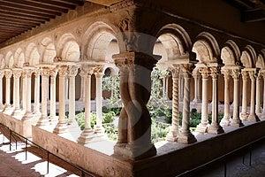 Franco-Roman  Garden Royalty Free Stock Image - Image: 2583166