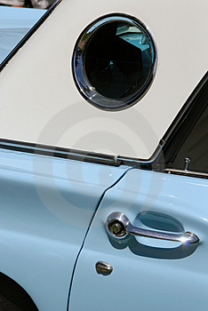 Classic Convertible Royalty Free Stock Images - Image: 2587689