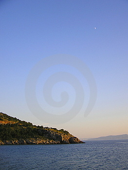 Croatian Seaside Royalty Free Stock Photos - Image: 2588988