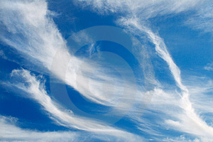 Sky twist-2 Stock Photo