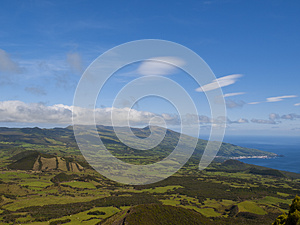 Pico Island And Ocean Stock Images - Image: 25805024