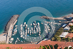 Sorrento - Seiano Royalty Free Stock Photo - Image: 25814335