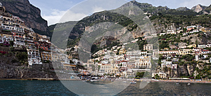 Positano Royalty Free Stock Photos - Image: 25814428
