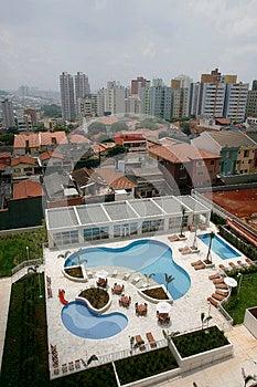Pool Royalty Free Stock Photo - Image: 25823215
