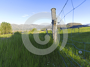 Details Of A Farm House Royalty Free Stock Photos - Image: 25824618