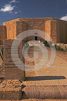 El Alamein Royalty Free Stock Photos - Image: 25825048