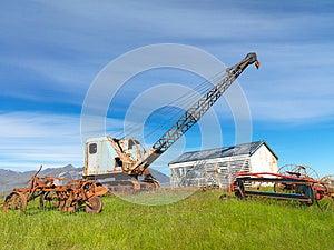 Old Abandoned Machines Stock Photos - Image: 25827073