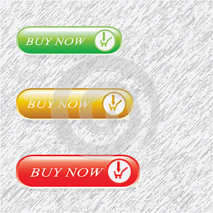 Media Buttons Royalty Free Stock Images - Image: 25850549