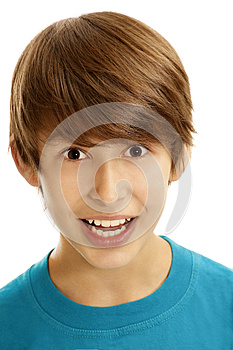 Young Boy Royalty Free Stock Photos - Image: 25858038