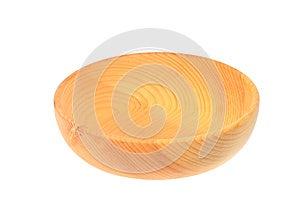 Empty Wooden Bowl Stock Photos - Image: 25863413