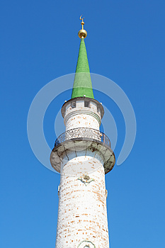 Minaret Royalty Free Stock Photos - Image: 25871918