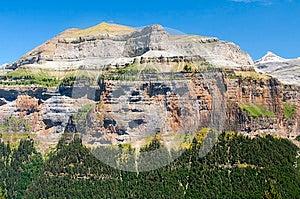 Spanish Pyrenees Stock Image - Image: 25879331