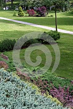 Park Stock Image - Image: 25888081