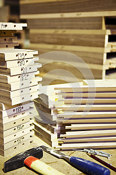 Pile Of Woods Stock Image - Image: 25891261