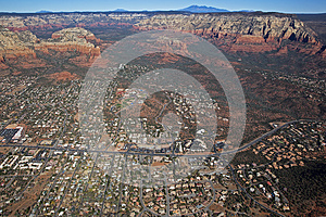 Sedona Highway Stock Image - Image: 25891451