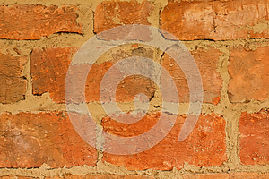 Background Of  Rough Brick Texture Royalty Free Stock Photos - Image: 25898958