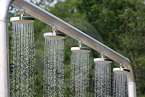 Water In Parc Royalty Free Stock Photography - Image: 2590827