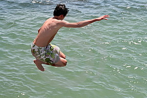 Jumping Jack Flash Stock Images - Image: 2594504
